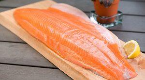 صادرات ماهی سالمون و قزل آلا به آذربایجان